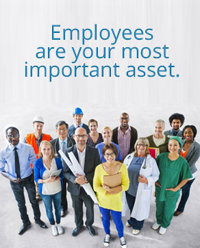 Healthcare benefits for employees